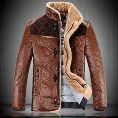 Medium Pure Leather Leather Jacket