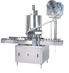 Semi-Automatic ROPP Cap Sealing Machine