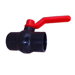 Plastic Ball Valve, Packaging Type: Pp Bag