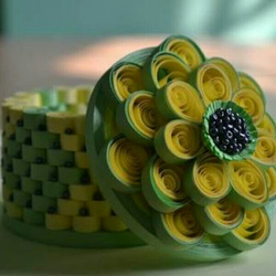 Quilled Jewellery Boxes