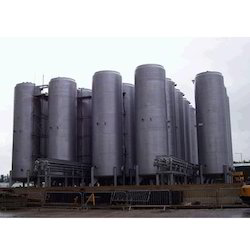 2000L Vertical Storage Tank