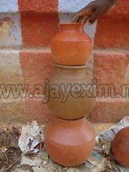 Earthen Water Pots