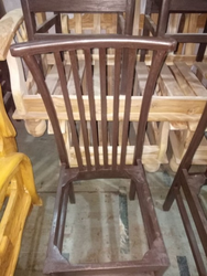 Solid Wooden Chair Frame