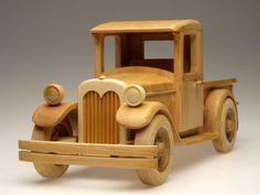 Automobile Wooden Pattern