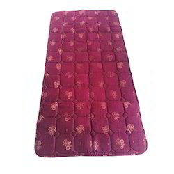 Quilted Cotton Yoga Mat