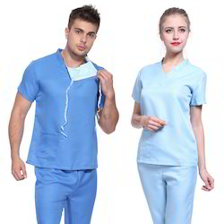 a7dd7ce65b5 Green Disposable Scrub Medical Suit, Size: Medium, Rs 65 /piece | ID ...