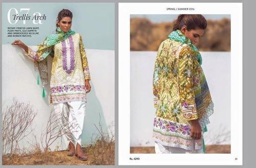 b2ecf401 Coco By Zara Shahjahan Suits 2016 at Rs 2500 /piece(s) | Salwar Suit ...