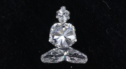 Earth Mined Pie Cut Diamond