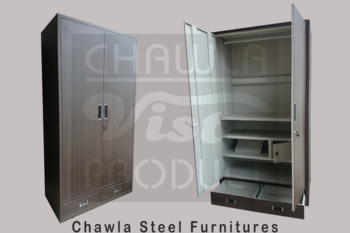 Steel Storage Almirah Dlx