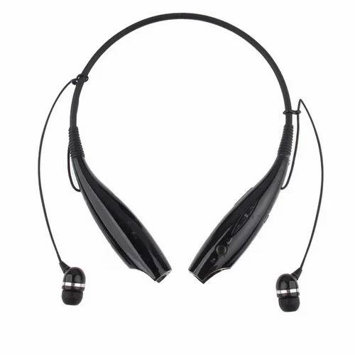 5cb767f5010 KSJ Bluetooth Stereo Neckband Headset, Rs 250 /piece, E Traders | ID ...