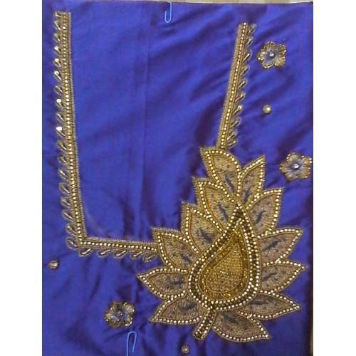 Aari Embroidered Designer Blouse At Rs 3800 Piece S Raja Street