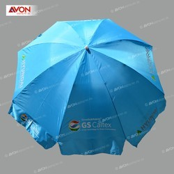 Royal Blue Promotional Garden Umbrella