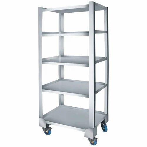 Attrayant Aluminium Rack