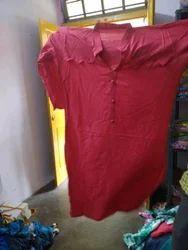 Rayon cotton kurties