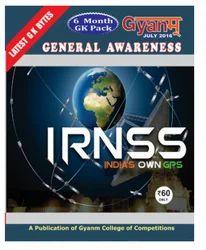 General Awareness Irnss Books