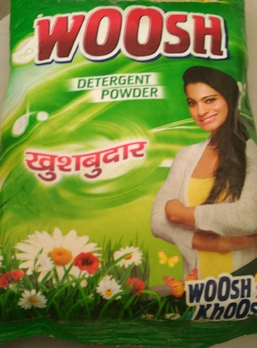 Woosh Detergent Powder, for Soapless Soap, Packaging Type: Sacks