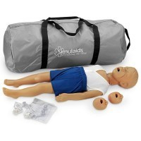 Kyle (03 Year Old) Infant CPR Manikin