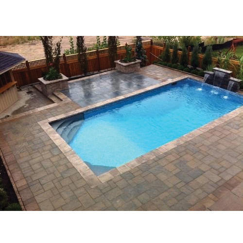 Mini Swimming Pool At Rs 1200 Square Feet Swimming Pools Id 13112363788
