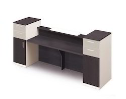 Reception furniture office reception table latest price - Aaa business supplies and interiors ...