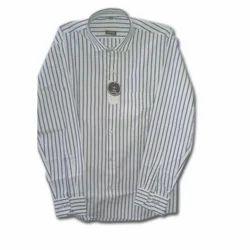 Men Cotton Full Sleeves Formal Plain Shirt