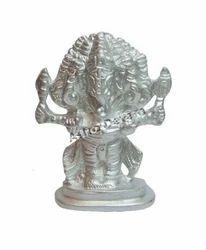 Parad Mercury Panchmukhi Ganesha