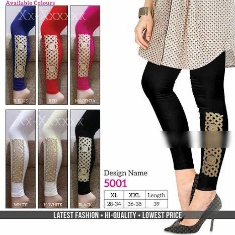 16767a0810248 Ladies Designer Leggings, महिलाओं की लेगिंग ...