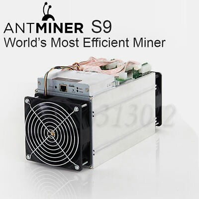 Ant Miner S9 With Smps - View Specifications & Details of Computer ...