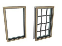 Aluminium Fixed Window, Size/Dimension: 5 X 3 Feet