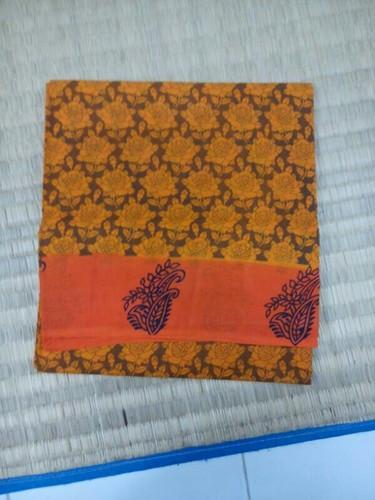 ab7dd1f35e0505 Printed Casual Wear And Formal Wear Madurai Sungudi Cotton Sarees ...