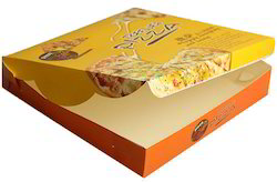 Pizza Box Food Grade Mono Carton Box