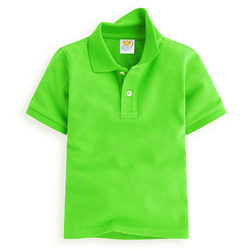Kids Plain Shirts
