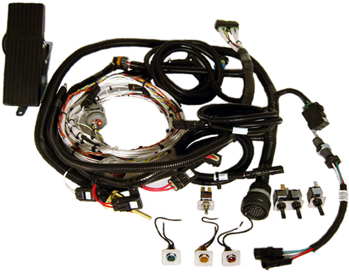 Electronics Wire Harness