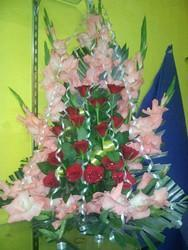 Birthday Party Flower Decoration Services