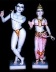 Iskon Radha krishna