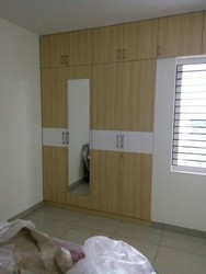 Bed Room Wooden Wardrobe, Cupboard, kitchen and Tv showcase