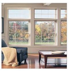 Designer UPVC Combination Window