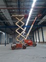 Scissor Lift on Hire Diesel operated