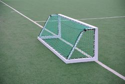 Green Field Hockey Nets, For Outdoor