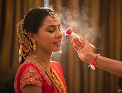 Home Service for Bridal Makeup