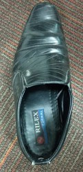 Liberty Black and Brown Formal Shoes