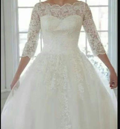 Bridal Gown, शादी के गाउन - India Gowns, Hyderabad | ID ...