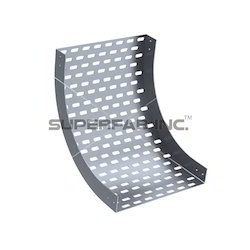 Perforated Cable Tray Inside Riser 90