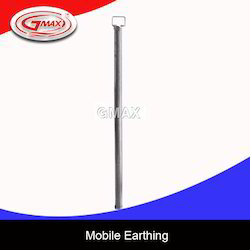 Mobile Earthing Electrodes