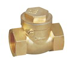Horizontal Check Valve, Size: 1/2 Inch To 2 Inch