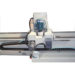 Heavy Duty Knife Grinding Machine Mechanical feed.