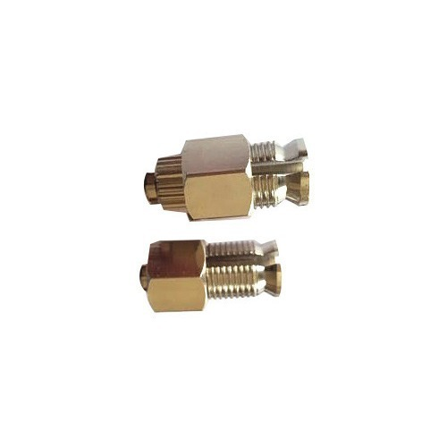 Brass Slotted Collet