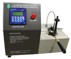 Automatic Pensky Flash Point Tester