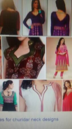 Kasni Fashion Tailor Chennai Service Provider Of Churidar Neck Designs Suits And Ladies Blouse Stitching Service