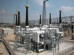 Gas Insulated Switchgear Substation
