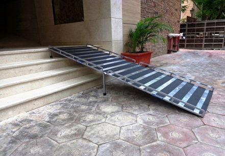 Step Ramp For Disabled People Portable Ramps For